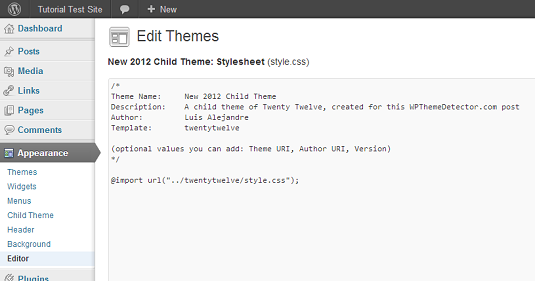 Child Theme para Wordpress | Vendes Consulting - Google Partner